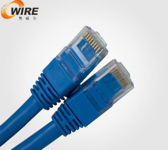 Cat6 UTP Patch Cord Manufactor