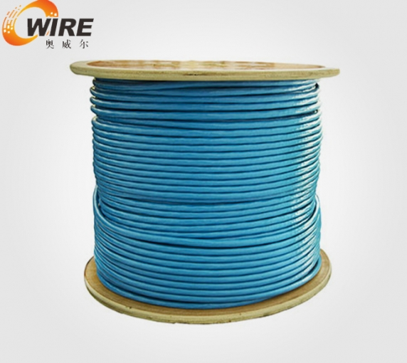 Cat6A S-FTP Lan Cable Manufactor